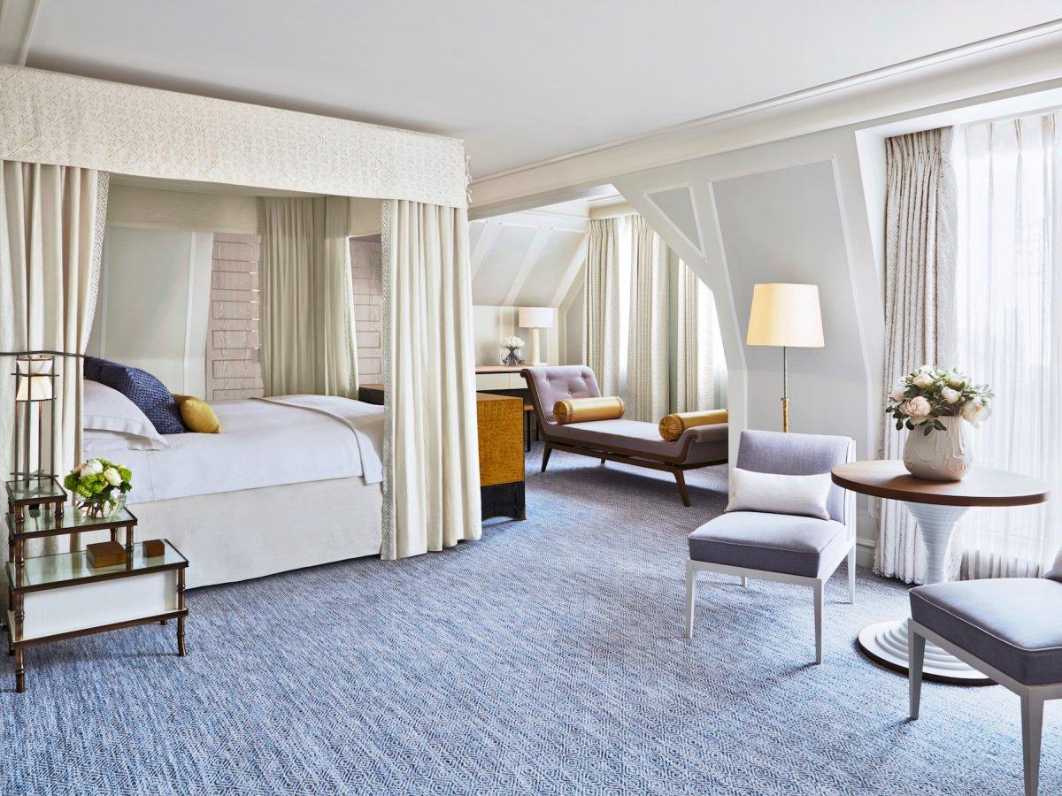 نرصد لك.. أفخم 10 غرف فندقية في العالم وتكلفة الإقامة | صور
