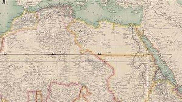خريطة تؤكد مصرية