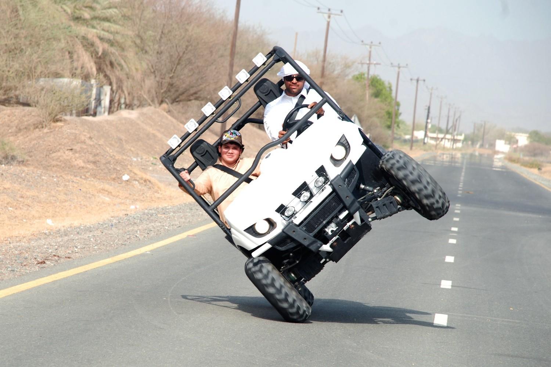 SBC سيارة عالمية بمواصفات إماراتية