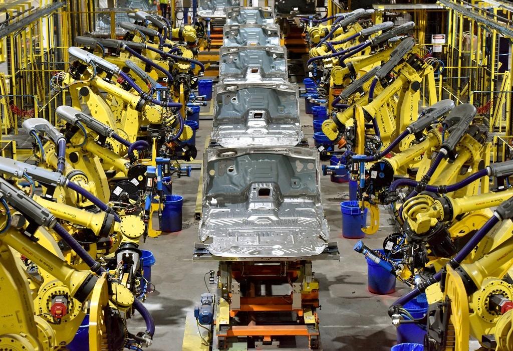 مصنع فورد