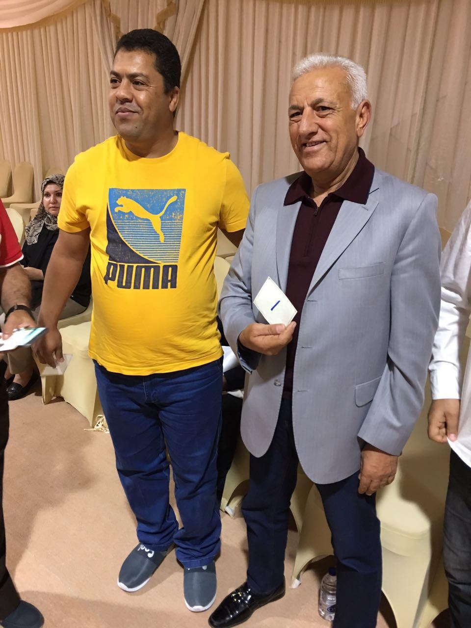 عرس انتخابي مصري بالإمارات