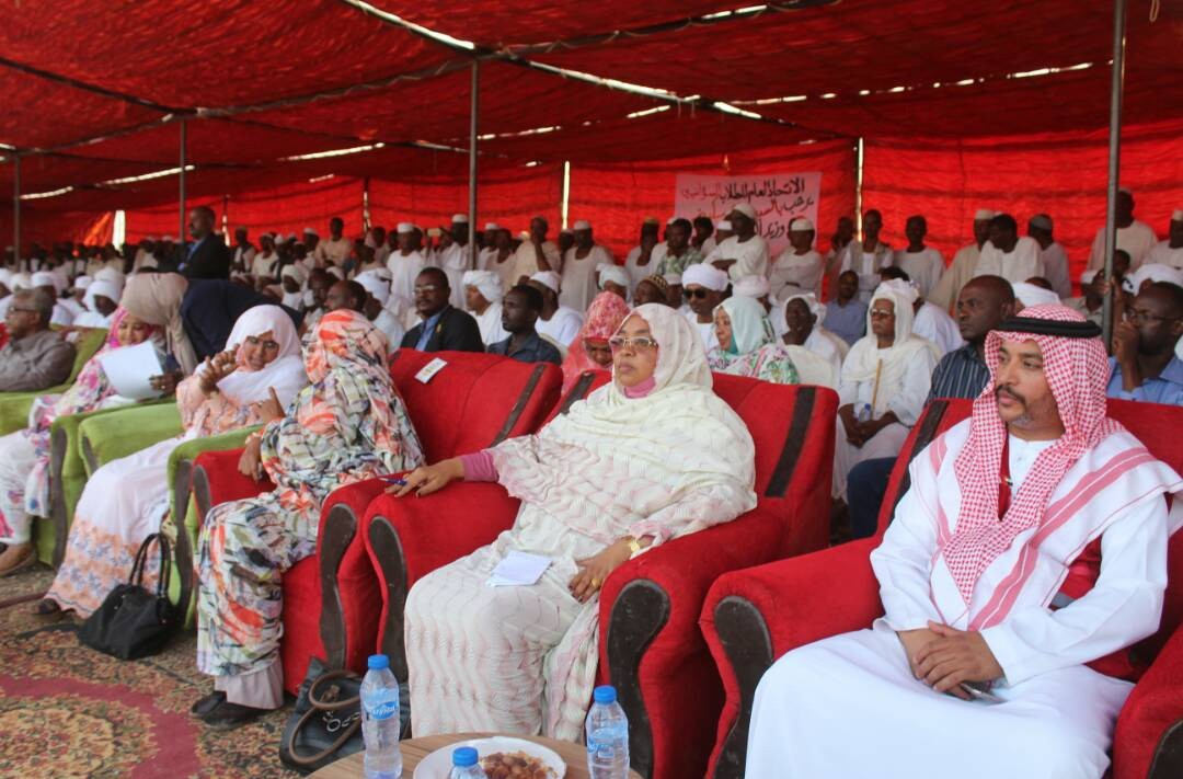 بمبادرة من الشيخة فاطمة: افتتاح مستشفى المراة والطفل في ولاية نهرالنيل بالسودان