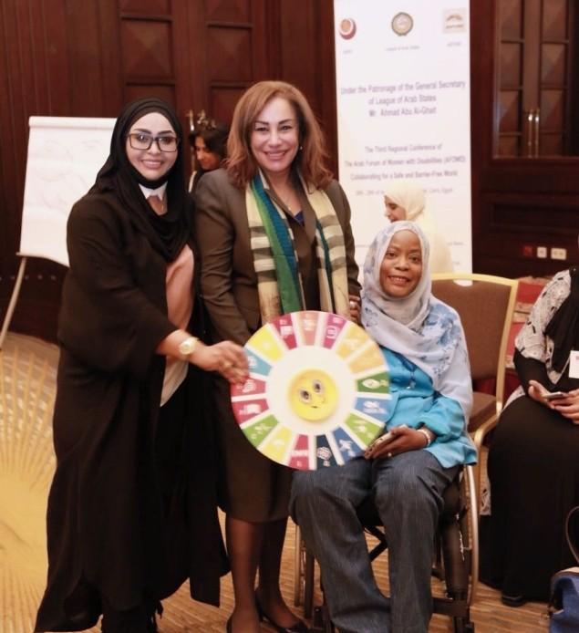 الإمارات تشارك في الملتقى العربي الثالث للنساء ذوات الإعاقة بالقاهرة