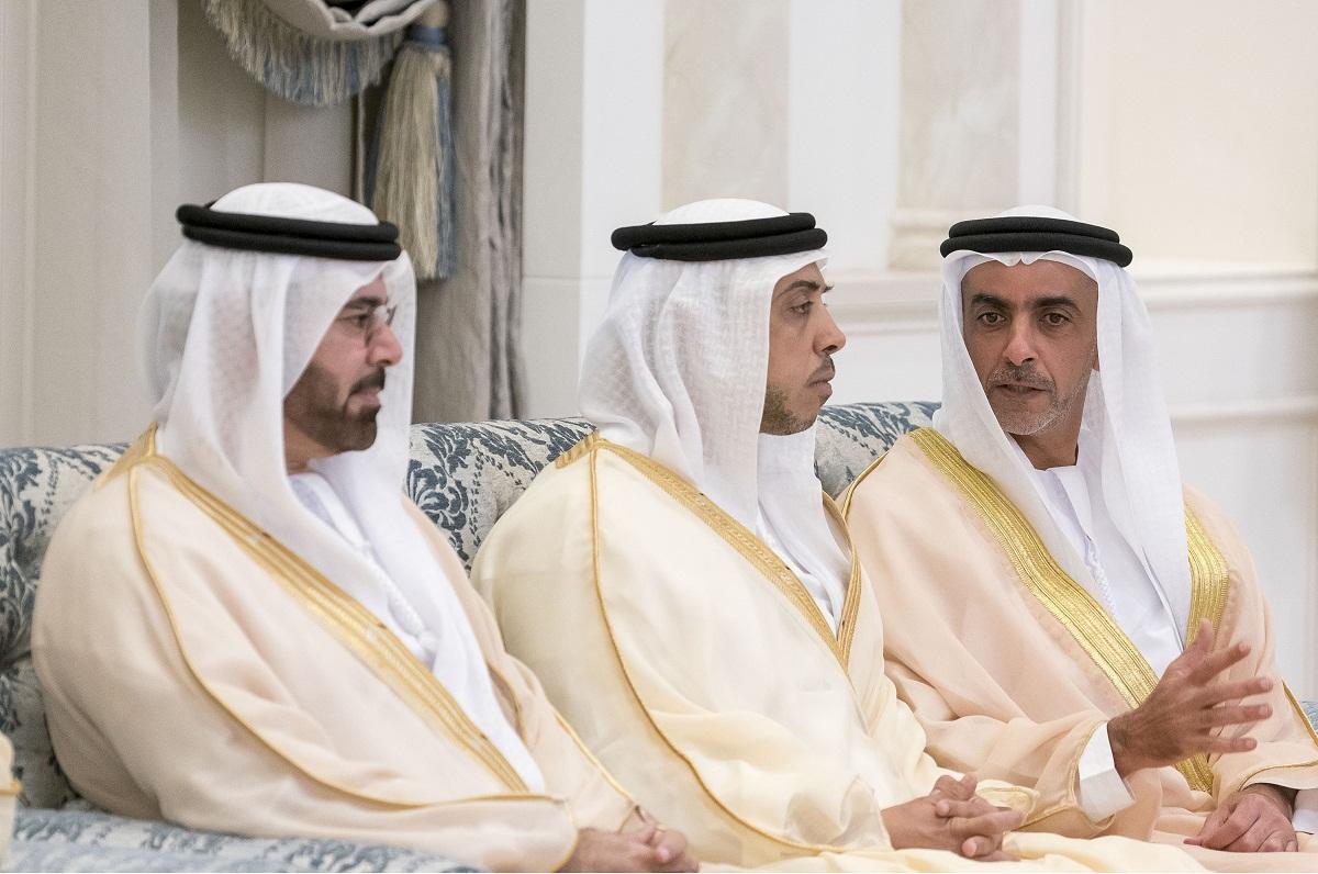 الحكومة الإماراتية الجديدة تؤدي اليمين الدستوري