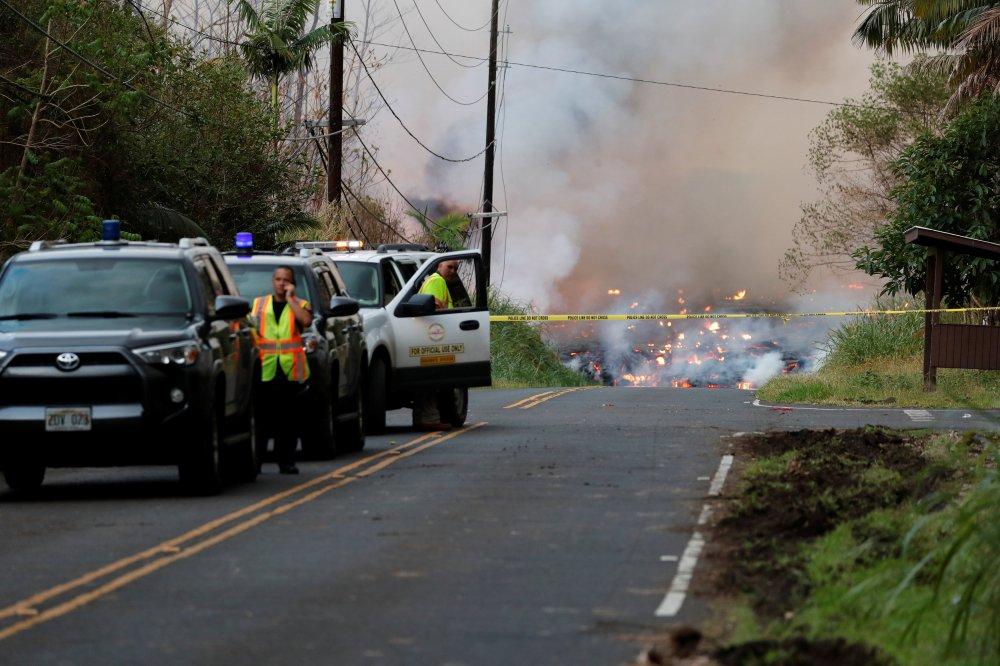 بركان هاواي الأضخم في قرن