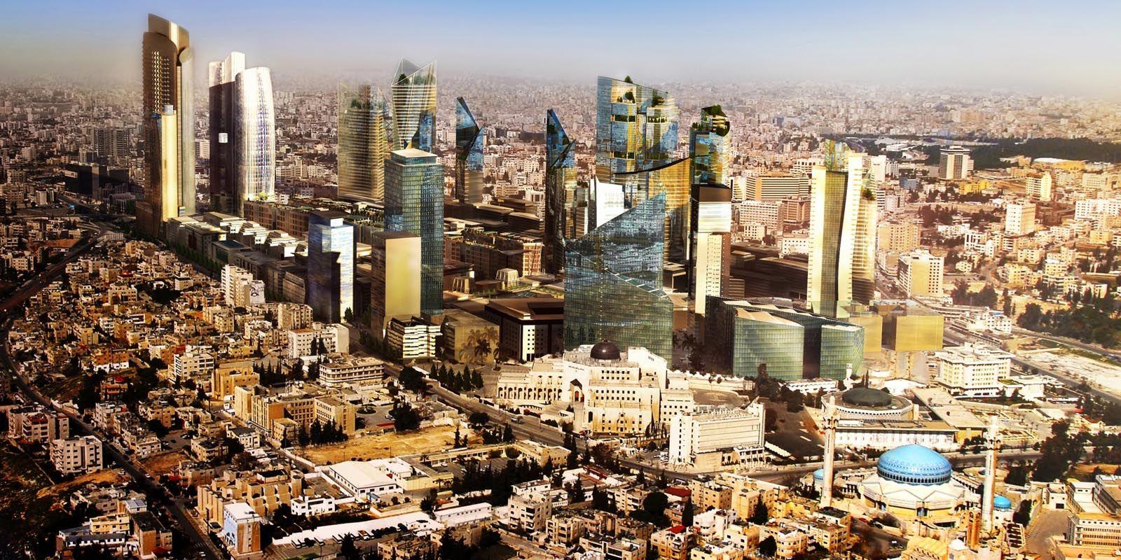 مدن في الأردن