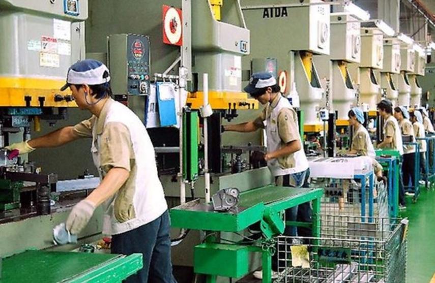 قطاعات الصناعات التحويلية في الصين