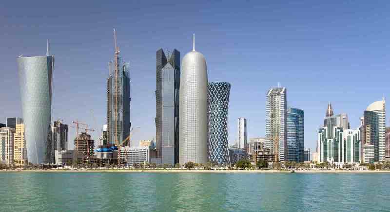 قطر - صورة ارشيفية