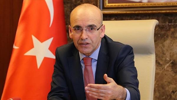 محمد شيمشك نائب رئيس وزراء تركيا