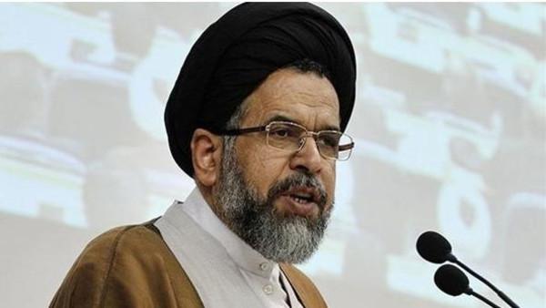 وزير الاستخبارات والأمن الوطني في ايران محمود علوي