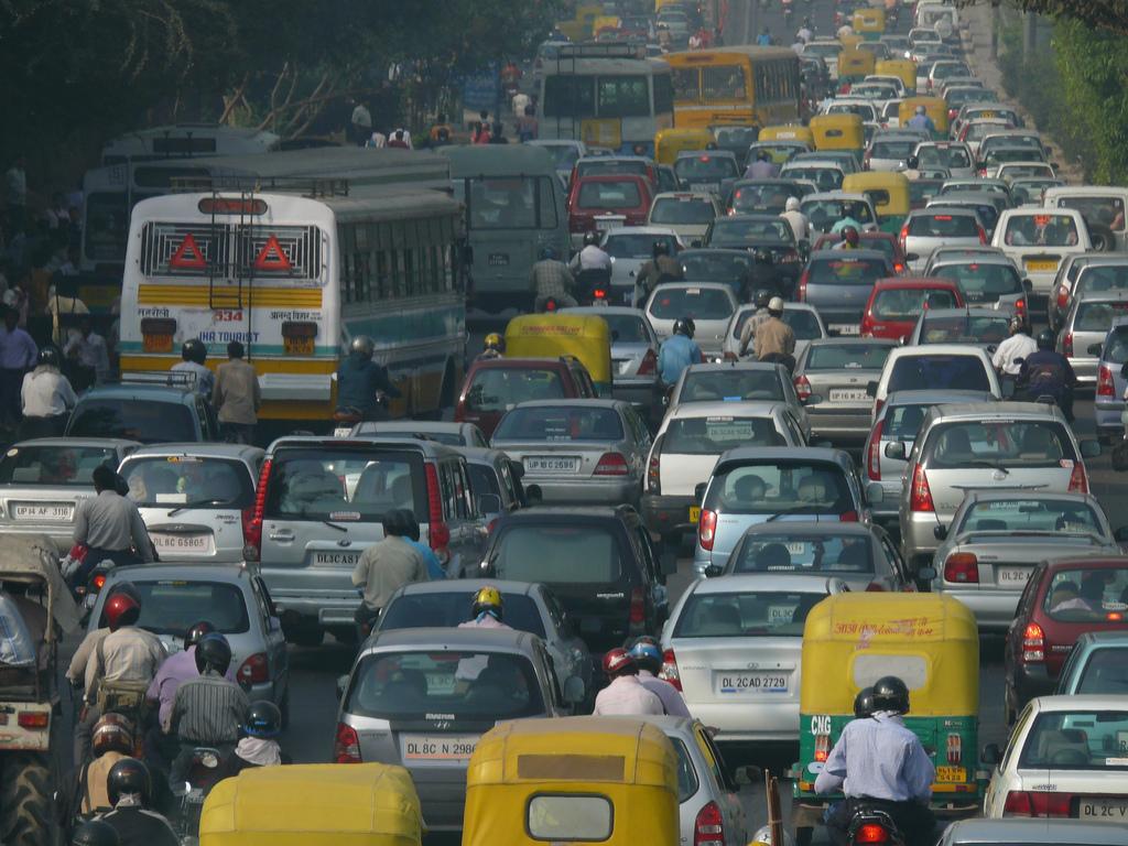المواصلات في الهند