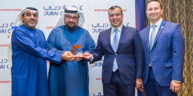 لقاء موسع لدعم التجارة بين دبي وأذربيجان