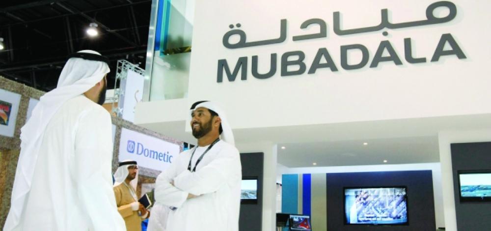 شركة مبادلة الإماراتية