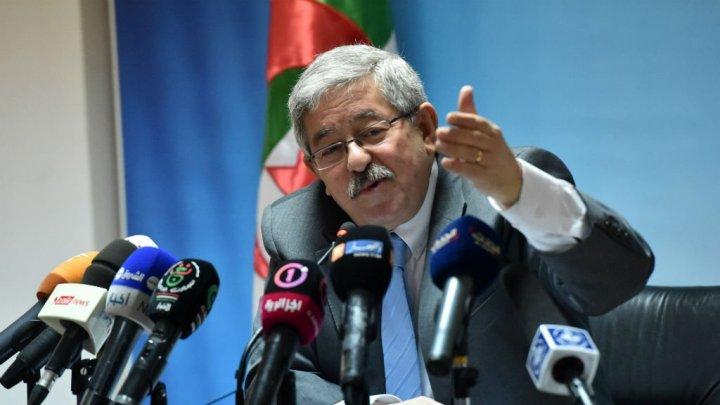 رئيس الوزراء الجزائري أحمد أويحيى