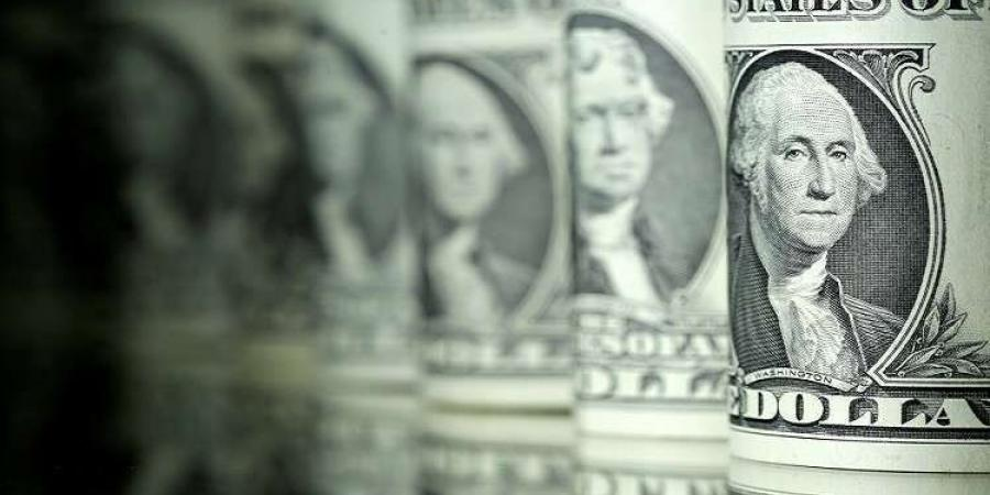 الدولار الأمريكى