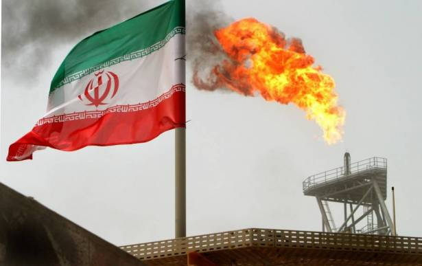 نفط إيران