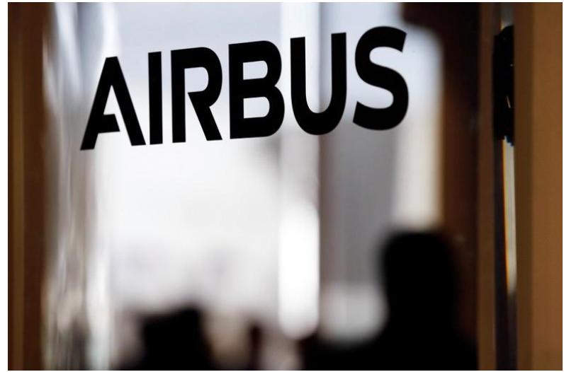 شعار شركة إيرباص
