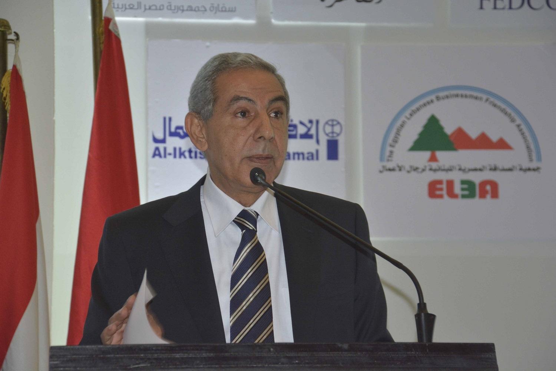 وزير التجارة المصرى