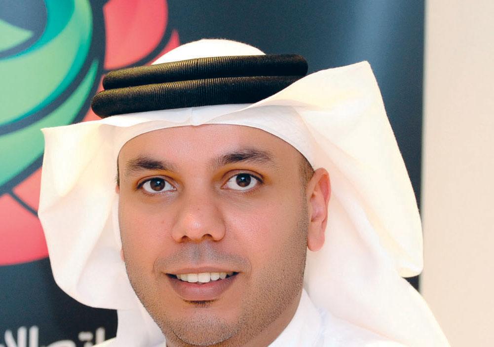 عبد الله ناصر الجنيبي رئيس لجنة دوري المحترفين