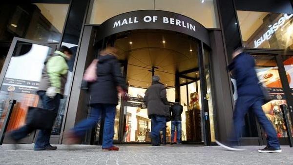 صورة ارشيفية لمواجهة تجاري في برلين