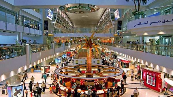 مطار دبي يوفر تجربة مميزة للمسافرين