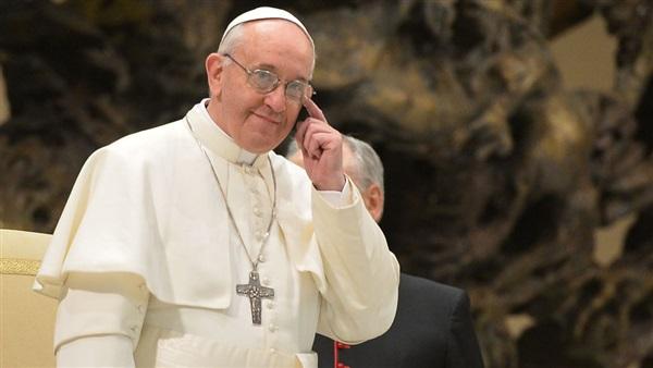 البابا فرنسيس الكاثوليك