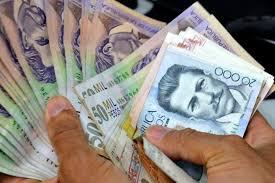 العملة الكولومبية