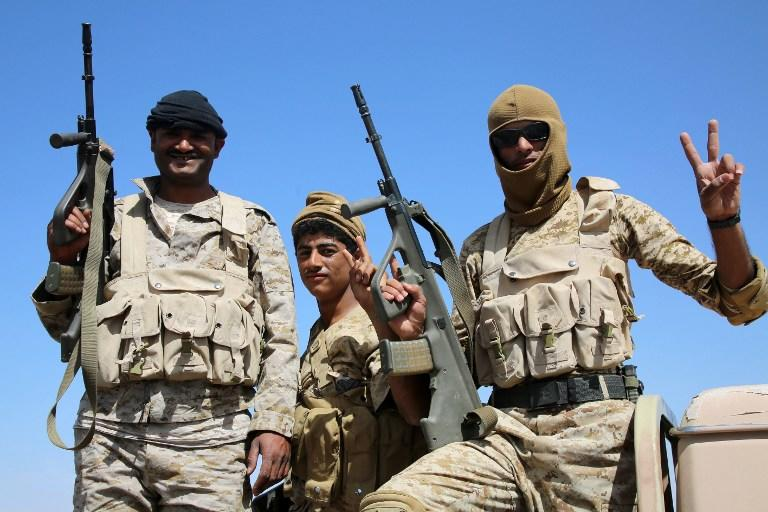 قوات الجيش الوطني اليمني