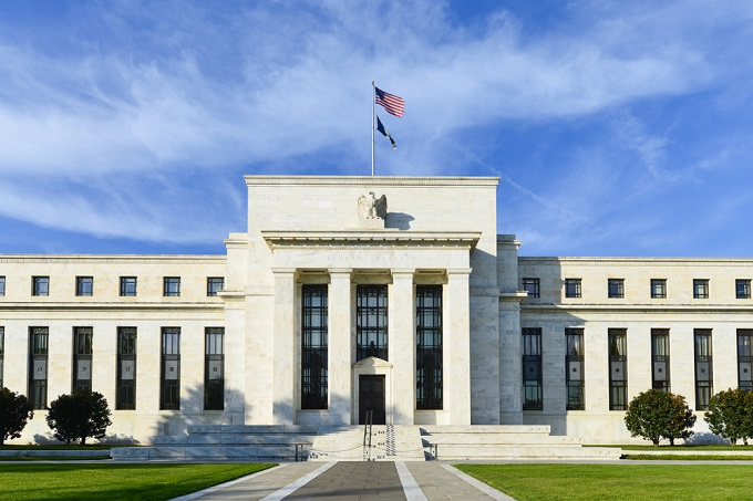 البنك المركزي الأمريكي
