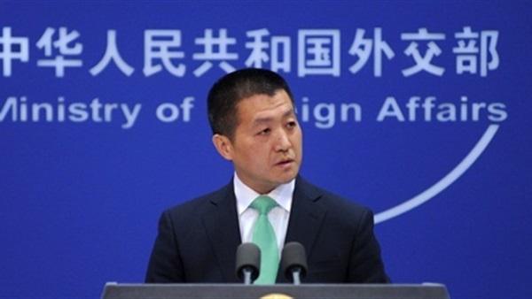 المتحدث باسم الخارجية الصينية