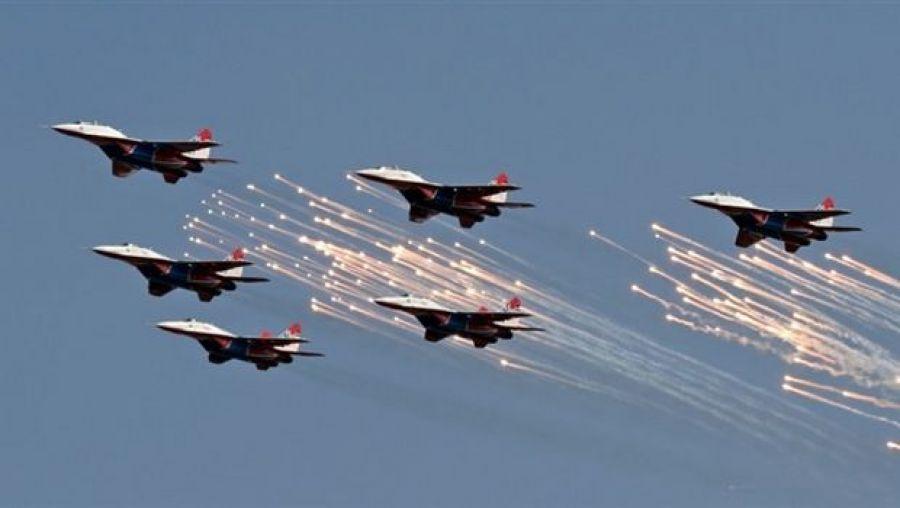 طيران التحالف العربى