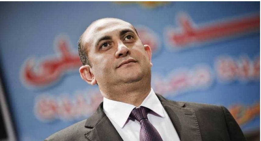 المرشح الرئاسي المصري المحتمل خالد علي