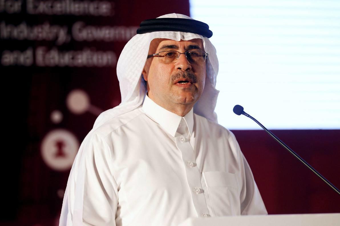 أمين الناصر الرئيس التنفيذي لأرامكو السعودية