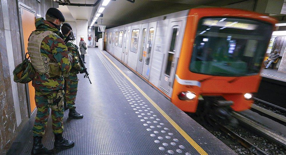 إخلاء محطة قطارات في موسكو أثر تهديد بوجود قنبلة