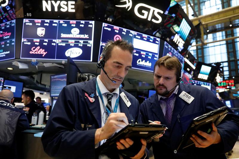 صعود الأسهم الأمريكية