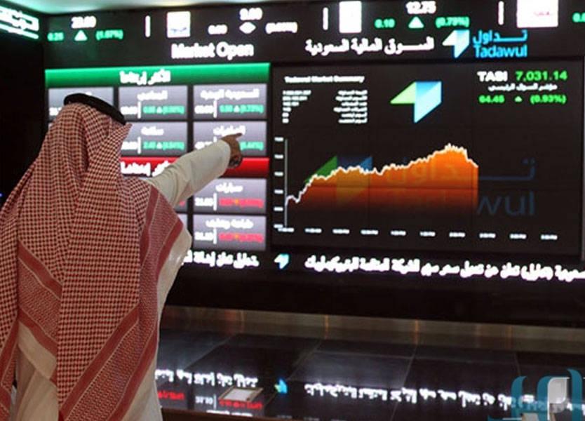 ارتفاع البورصة السعودية