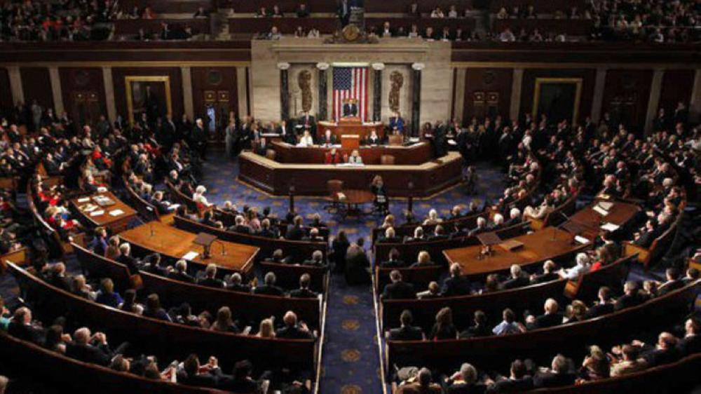 صورة لمجلس النواب الأمريكى