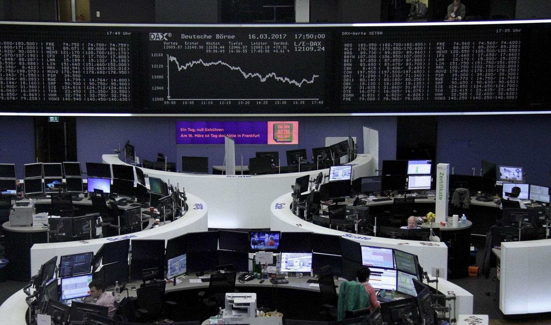 الأسهم الأوروبية تغلق منخفضة