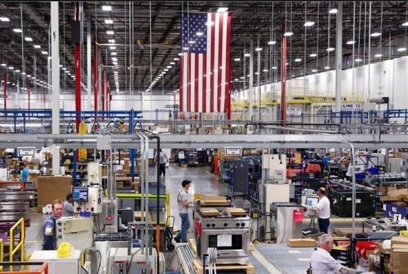 السلع المصنعة في الولايات المتحدة