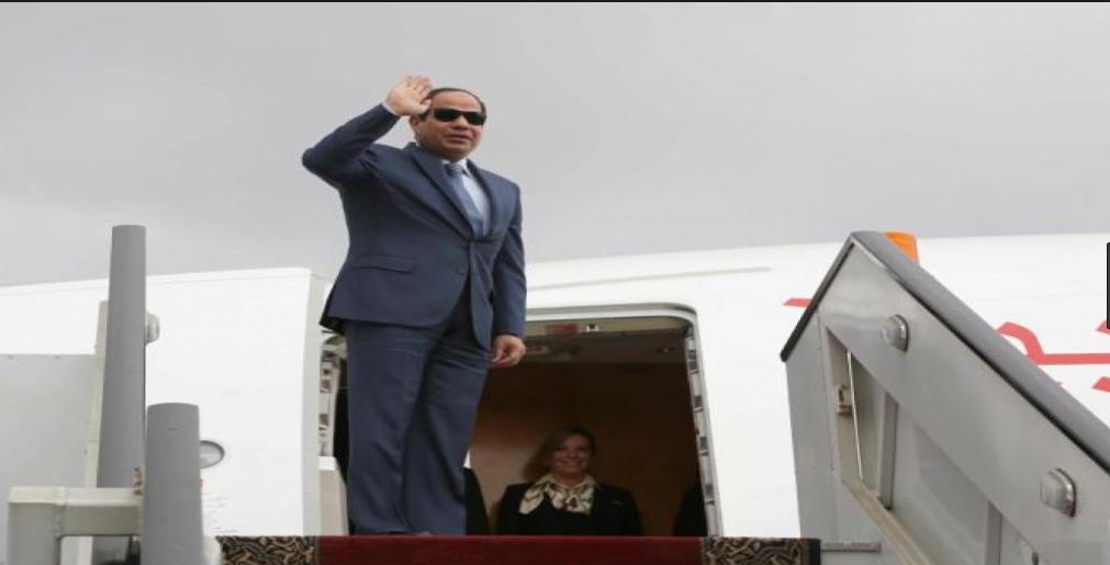 الرئيس المصري عبدالفتاح السيسى