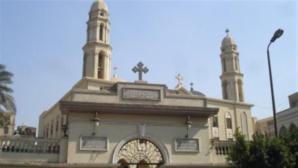 كنيسة السيدة العذراء للسريان الأرثوذكس بمدينة دير الزور