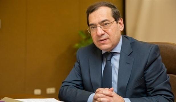 وزير البترول والثروة المعدنية المصرى طارق الملا