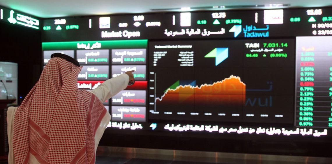 بورصات الشرق الأوسط تتراجع بفعل مخاوف بشأن إيران لكن السعودية ترتفع