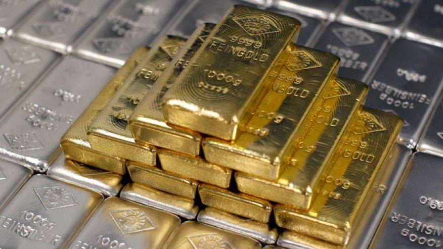 هبوط جماعى لأسهم المعادن النفيسة مع تراجع الدولار