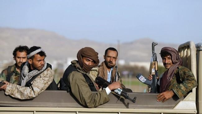 ميلشيات الحوثي