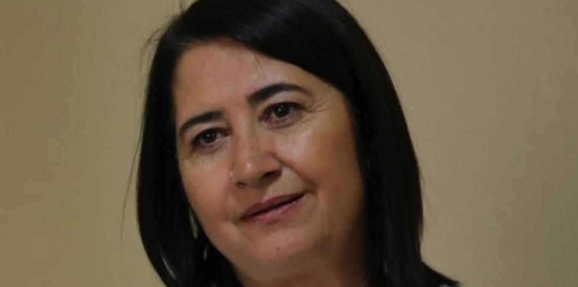 سربيل كمال بيه الزعيمة المشاركة لحزب الشعوب الديمقراطي