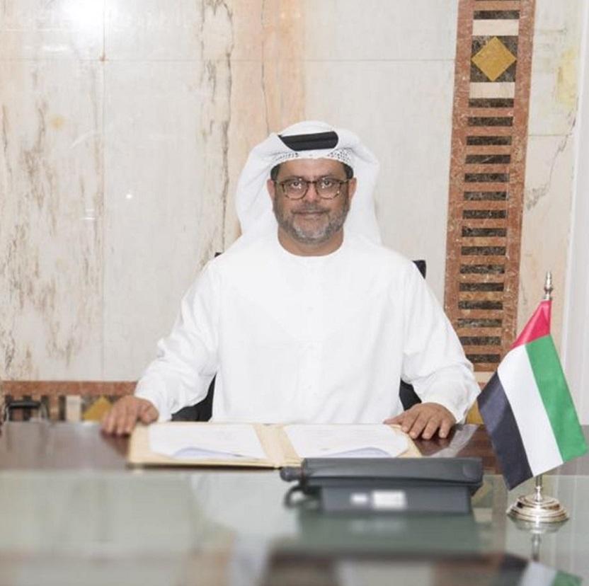 محمد بن ثاني الرميثي رئيس اتحاد غرف التجارة والصناعة