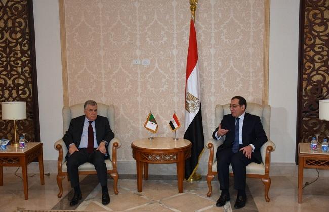 المهندس طارق الملا وزير البترول والثروة المعدنية المصرى