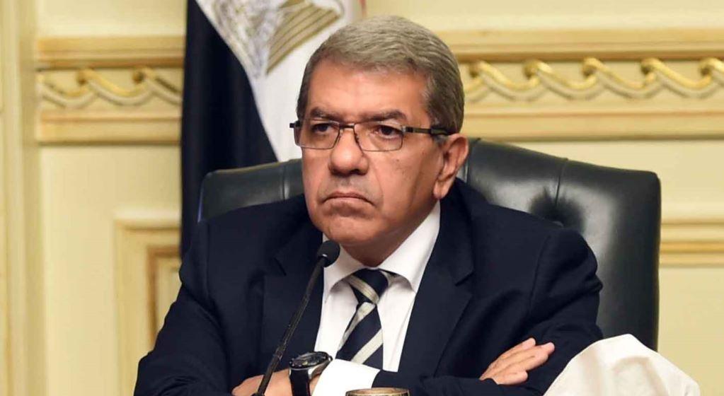 عمرو الجارحى وزير المالية المصرى