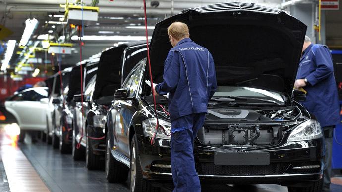 مصانع المانيا